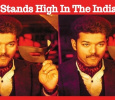 Vijay Stands High In The Indian TRP!