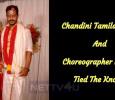 Chandini Tamilarasan – Choreographer Nanda Tied The Knots!