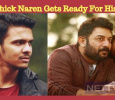 Karthick Naren Gets Ready For His Next! Tamil News