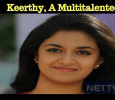 Keerthy's New Talent Revealed! Tamil News