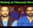 Sudeep's Next Is With Dhanush!