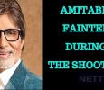 Amitabh Bachchan Fell Ill While Shooting!