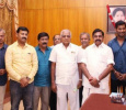 Vishal And Team Meet TN CM! Tamil News