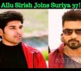 Allu Sirish Joins Suriya 37! Tamil News