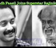 Fahadh Faasil Joins Rajinikanth Movie!