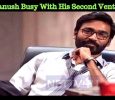 Is Dhanush Busy With His Second Directorial Venture?