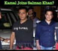 Kamal Joins Salman Khan?