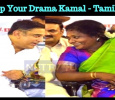 Stop Your Drama - Tamilisai Attacks Kamal Haasan