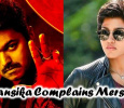 Dhansika Attacks Mersal! Tamil News