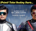 2Point0 Ticket Booking Starts… Tamil News