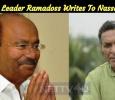 PMK Leader Ramadoss Writes To Nassar!