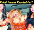 Rakhi Sawant Knocked Out! Admitted To Hospital! Hindi News