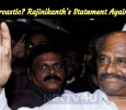 Was He Sarcastic? Rajinikanth's Statement Against BJP Confuses! Tamil News
