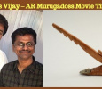 Is This Vijay – AR Murugadoss Movie Title?