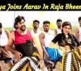 Oviya Joins Aarav In Raja Bheema!