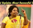 Tamilisai Explains About Successful Defeat!