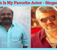 Ajith Is My Favorite Actor, Says This Director! Tamil News