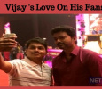 Vijay Proved His Respect For Fans!