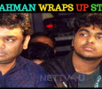 AR Rahman Wrapped Up His Part In Sarvam Thaala Mayam!