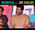 Suriya 37 To Start Rolling In Delhi!