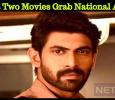 Rana's Two Movies Grab National Awards! Tamil News
