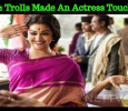 Memes And Trolls Made An Actress Touch Heights! Tamil News