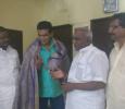 Villain Actor Ponnambalam Joined BJP! Tamil News