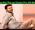 Vijay Was Not The First Choice For AR Murugadoss!