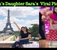 Sachin's Daughter Sara's Pictures Roll Over The Internet!