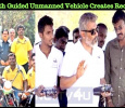 Thala Ajith Guided Unmanned Vehicle Creates Records!
