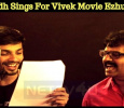 Anirudh Sings For Vivek Movie Ezhumin! Tamil News
