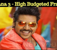 Kanchana 3 Is The High Budgeted Franchise For Lawrence!