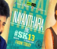 Nayanthara Starts Shooting Her Portions With Sivakarthikeyan!