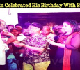 Peter Hein Celebrated His Birthday With Superstar!