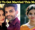 Swathi To Get Married This Month! Tamil News