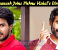 Dhanush Joins Vishnu Vishal's Director! Tamil News