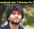 Vijay Deverakonda Gets Three Heroines For His Next! Tamil News