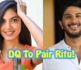 Dulquer Salmaan's Next Tamil Movie With Telugu Heroine!