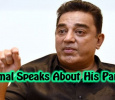 Kamal Hints About His Political Party!