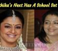 Jyothika's Next Has A School Set Up!