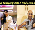 Sathyaraj's Daughter Divya Gets A Nod From EPS! Tamil News