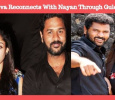 Prabhu Deva Reconnects With Nayan Through Gulebagavali!