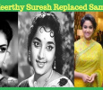 Why Keerthy Suresh Replaced Samantha?