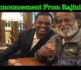 Important Announcement From Rajini!