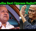 Rajini Should Not Enter Into Politics – Controversial Statement By Radha Ravi Tamil News