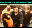 Jiiva – Shalini Wrap Up Their Thailand Schedule! Tamil News