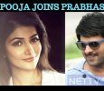 Pooja Hegde Joins Prabhas For Her Next!