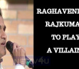Raghavendra Rajkumar, The Villain For Manoranjan?