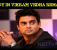 Will Maddy Reprise His Role In Vikram Vedha Remake? Tamil News
