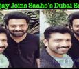 Arun Vijay Joins Saaho's Dubai Schedule!